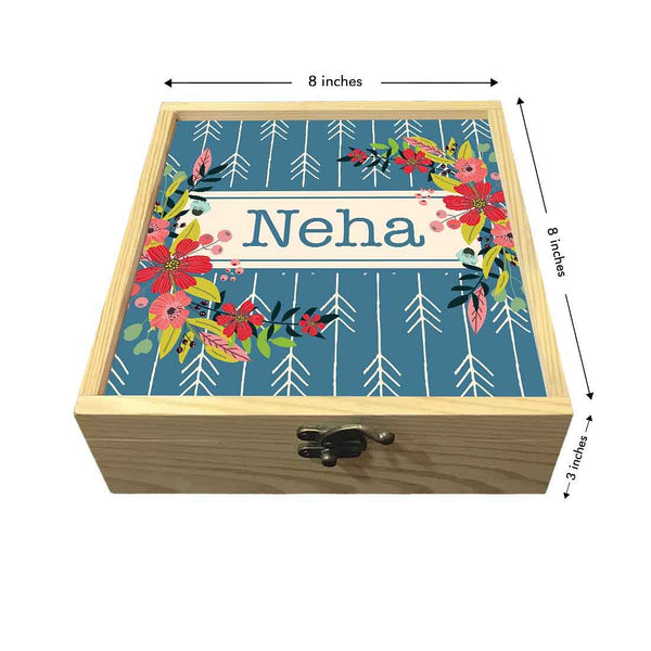 Buy Personalized jewellery box online Nutcase India