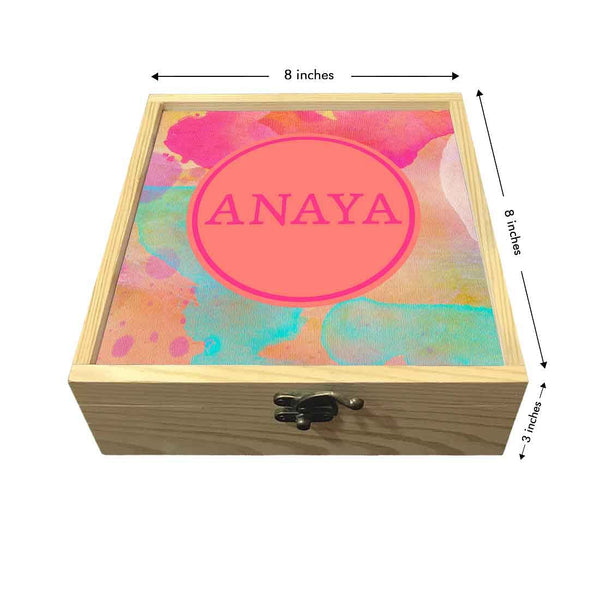 Customized Jewellery Box For Girls