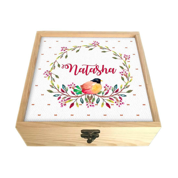 Wooden Jewellery Box for Gift