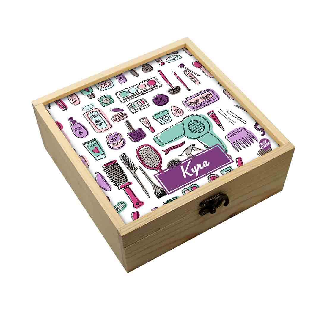 Personalized Jewellery Box for Girls
