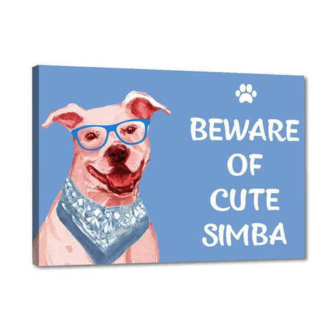 Buy cheap beware of dog signs online India