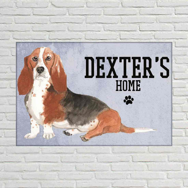 Buy Beautiful Customized Nameplate for Pets Online