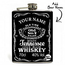 Customized Men Hip Flask