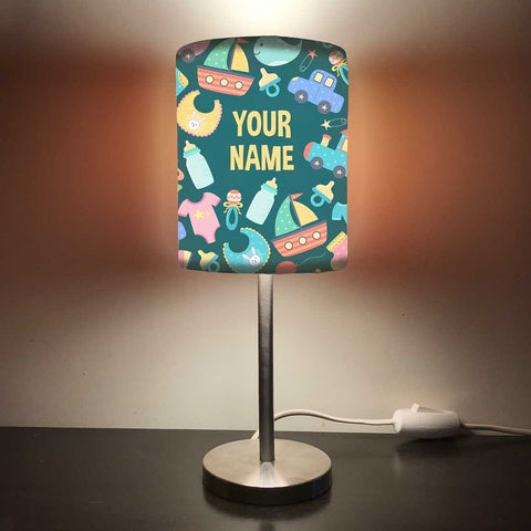 Personalized Kids Bedside Night Lamp-Kids Toy