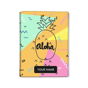 Personalized Passport Cover -  Aloha - Nutcase