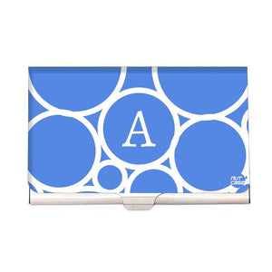 personalized business visiting card holder case