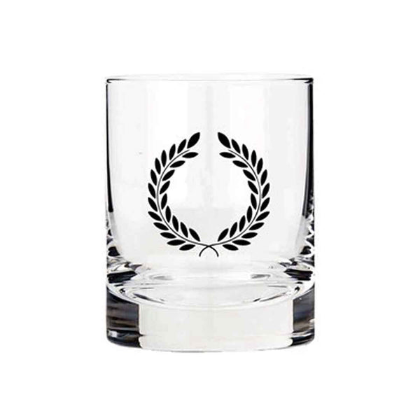 Customized Whiskey Glass with Initials-Perfect Gift for Boyfriend Husband - Nutcase