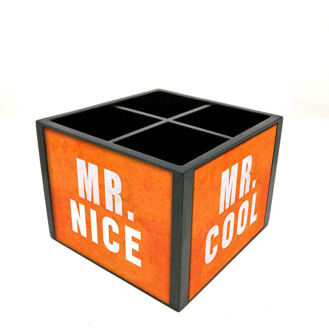 Desk Organizer For Stationery -  Mr. Cool