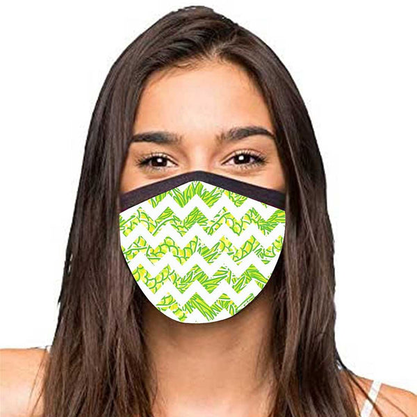 Face Masks Reusable Washable Set Of 2 -Ethnic