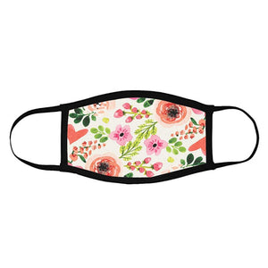 Face Masks Reusable Washable Set Of 2 -Cute_Flowers