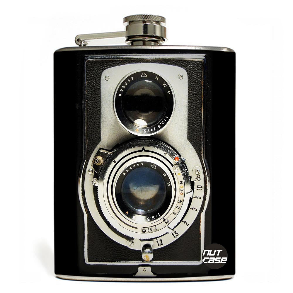 Designer Hip Flask