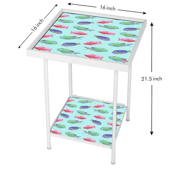 Patio Table For Balcony Outdoor - Aweet Fishes