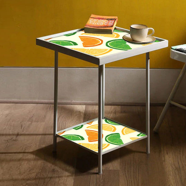 Side Table For Bedroom  -Citrus
