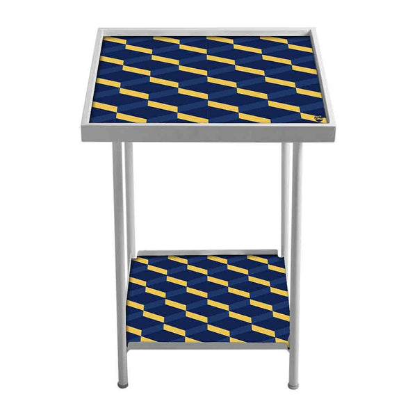 Side Table For Bedroom -  - Hexa Pattern