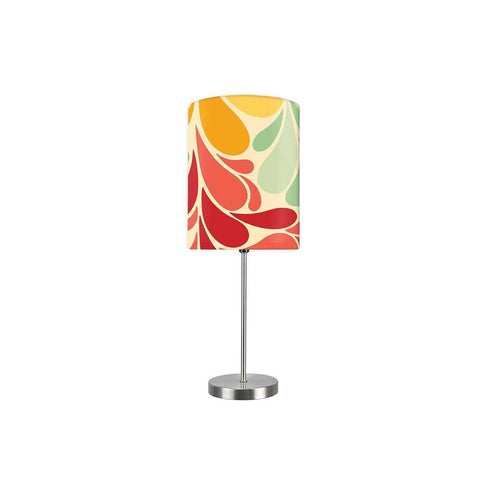 Kids Room Night Lamp - Vintage Flower