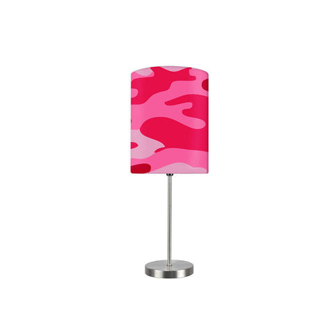 Kids Room Night Lamp - Pink Army
