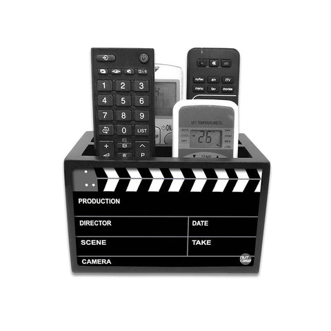 Remote Control Stand Holder Organizer For TV / AC Remotes -  Filmy
