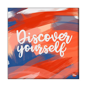 Wall Art Decor Motivation Quotes -  Discover Yourself