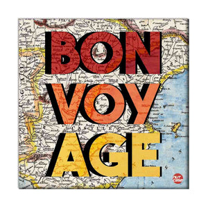 Wall Art Decor Panel For Home - Bon Voy Age