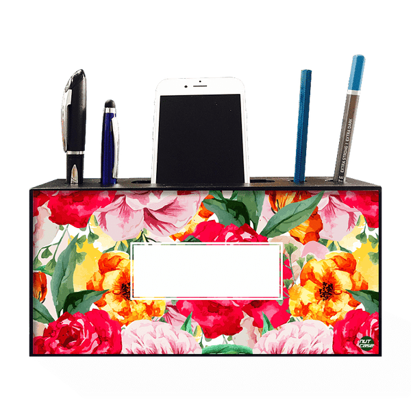 Customised Pen Mobile Stand Holder - Add Your Name