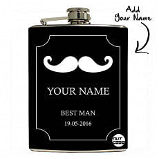 Customized Hip Flask for Men