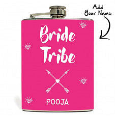 Personalized Hip Flask  - Add Your Name
