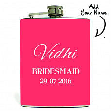 Customized Hip Flask for Gift  - Add Your Name