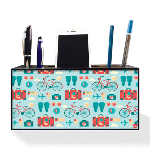 Pen Mobile Stand Holder Desk Organizer - CYCLE