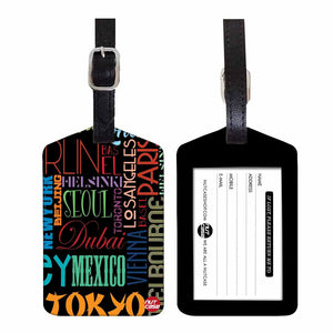 Travel Tags for baggage