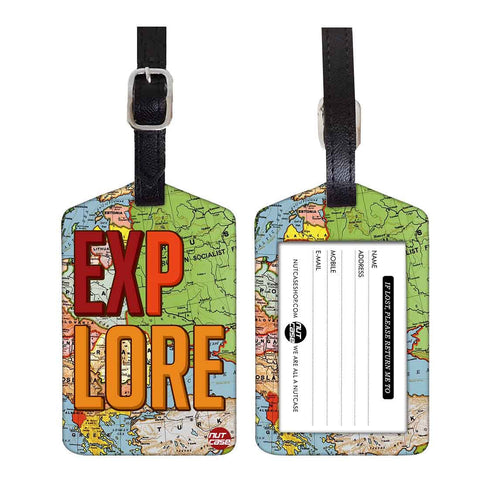 Designer Luggage Tags Travel Accessories Online