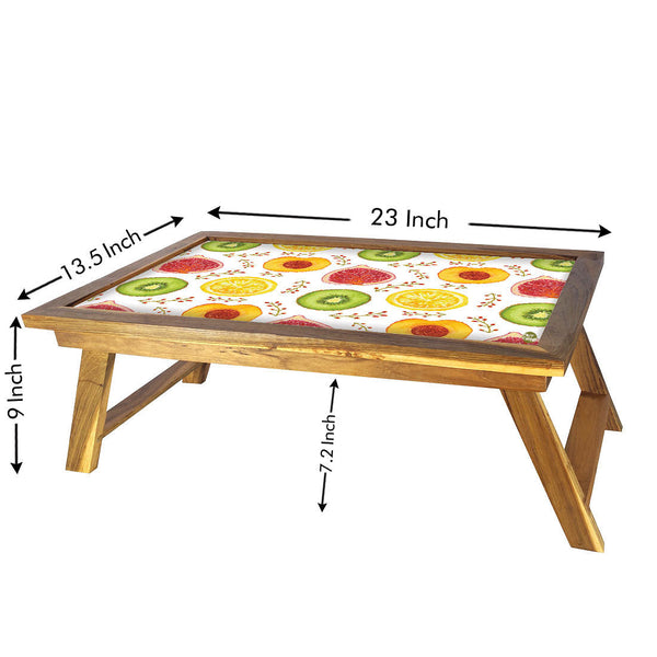 Buy Online Folding Laptop Table For Bed