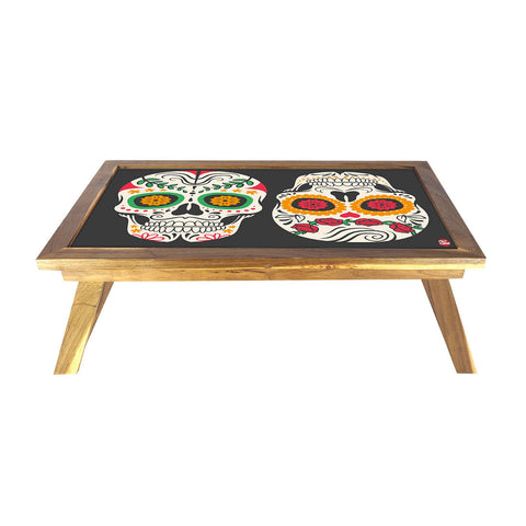 Folding Laptop Table For Bed Breakfast Tables -Calavera