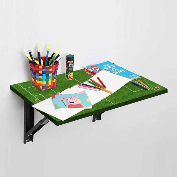 Study Table For Kids - Wall Mounted - Football Field
