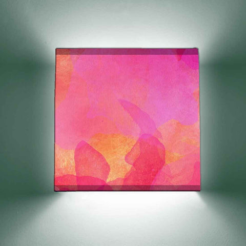 Wall Lamp Square Shaped Lights