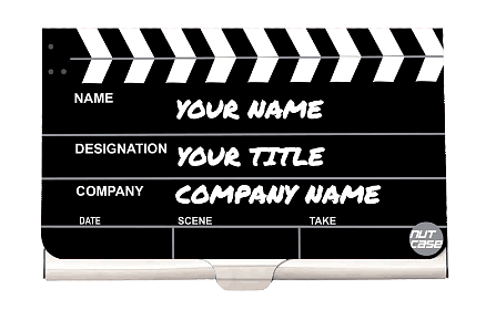 Visiting Business Card Holder Case -  For Filmy Only