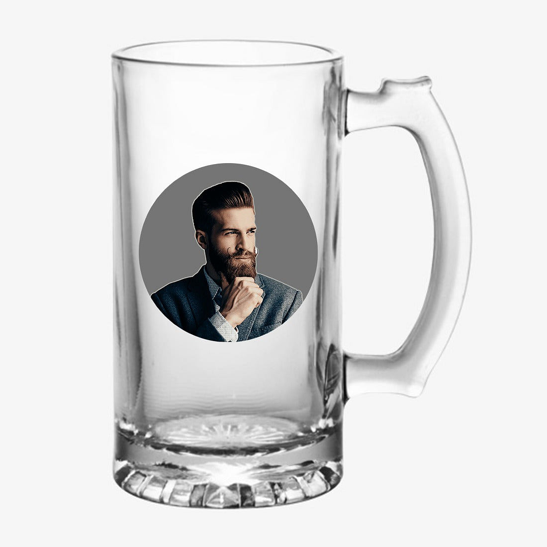 Buy Customized Beer Mug Glass Online