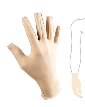 INTERIM compression glove - open tips - Medical Grade - Adult