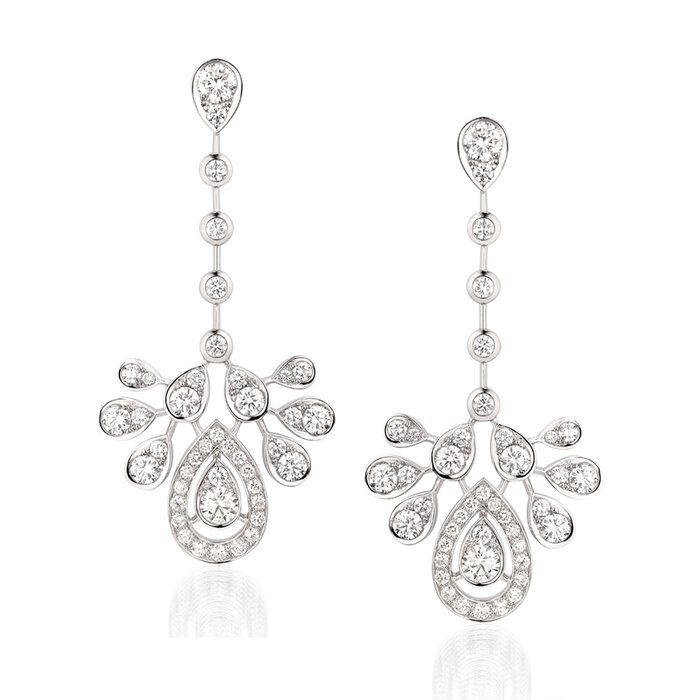 Joséphine Aigrette Impériale Earrings