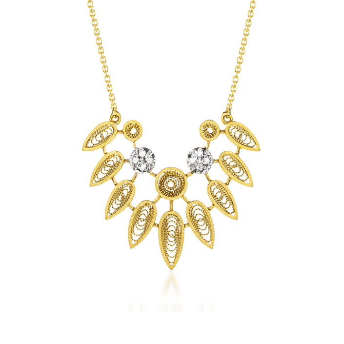 House Of Filigree Contemporary Necklace