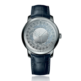 Vacheron Constantin Patrimony Traditionnelle World Time Excellence Platine