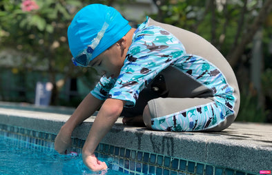 Why are Thermal Swimwear Beneficial for Young Children?