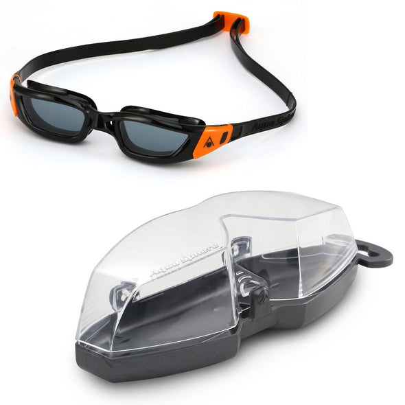 Kameleon Jr - Black Orange w Dark Lens