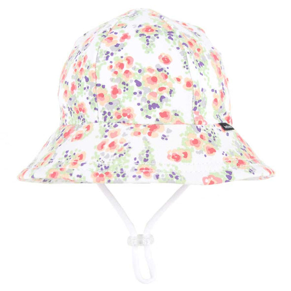 Cotton Bucket Hat - Elise (Only Size 6-12m left)