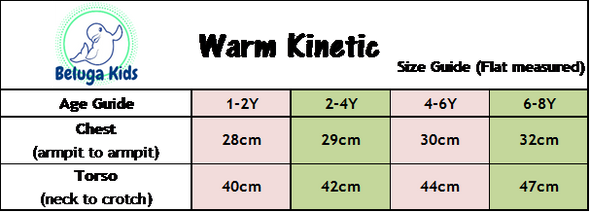 Warm Kinetic (Half Sleeves) - Dragon Knight