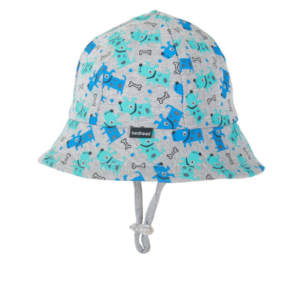 Cotton Bucket Hat - Terriers