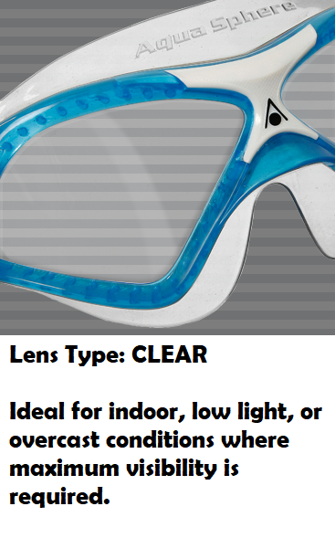 Kayenne Jr - Clear Lime w Clear Lens