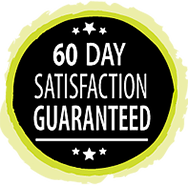P_60 Day Satisfaction Guarenteed Badge