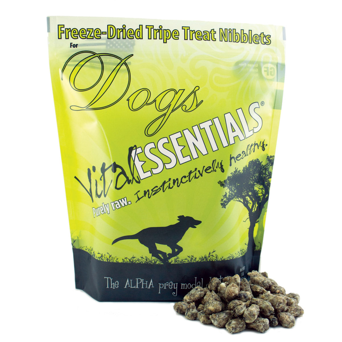 Freeze-Dried Nibblets Beef Tripe for Dogs Treats