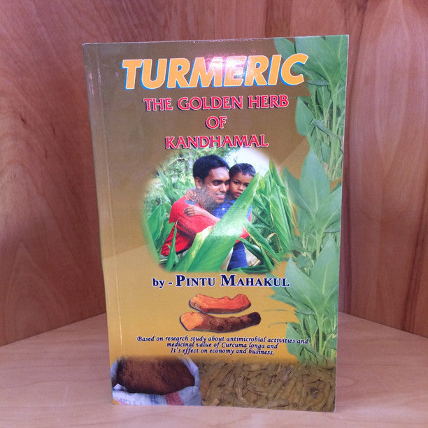 Tumeric: The Golden Herb of Kandhamal