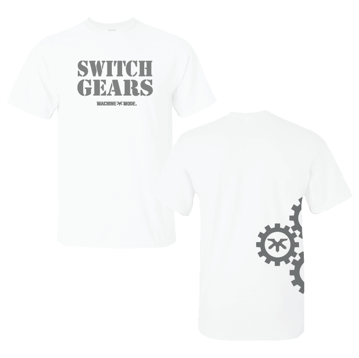 SWITCH GEARS TEE